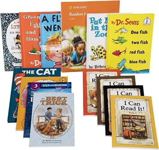 1st Grade Reading Level Books | Reading for 1st Grade