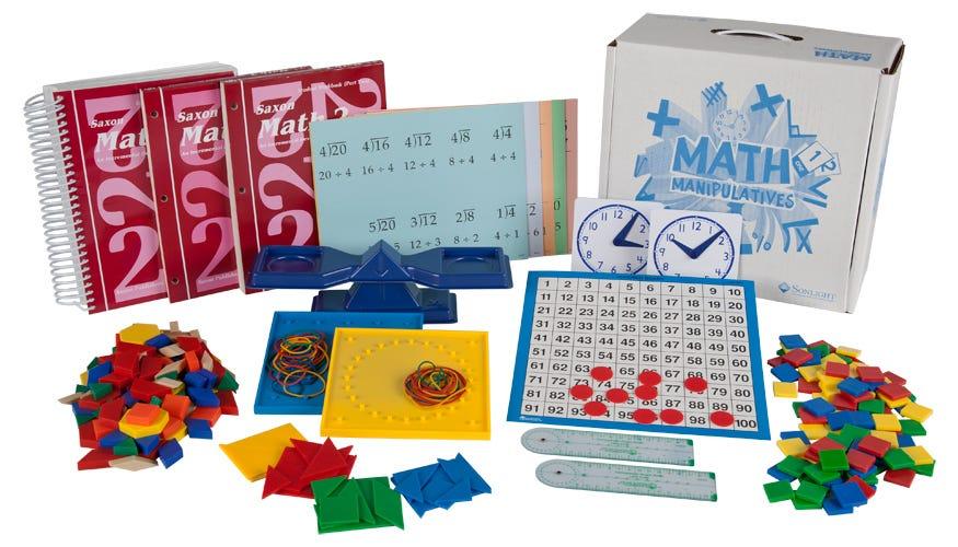 Saxon Math 2 Program