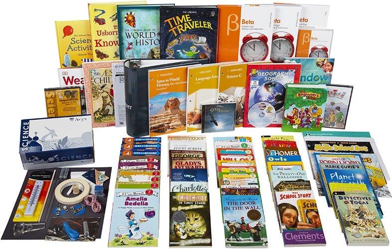 Second Grade Curriculum Books For Second Grade Sonlight