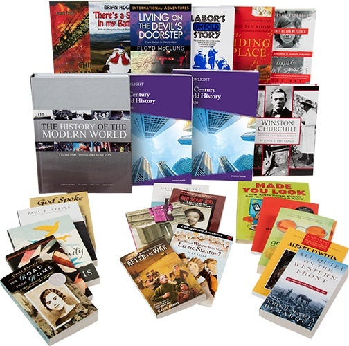 20th century world history textbook pdf