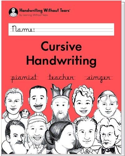 Cursive sentence worksheets
