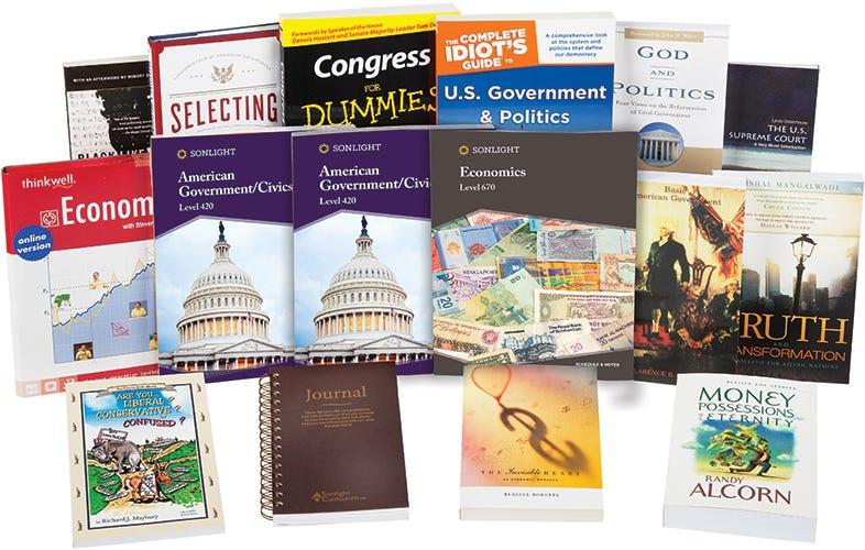 American Government Civics And Economics