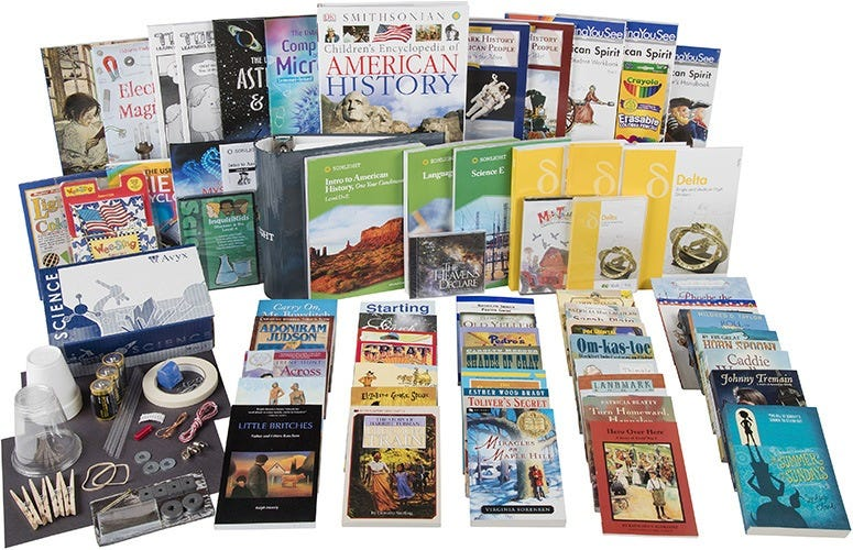 Fourth Grade Homeschool Curriculum Grade 4 Curriculum
