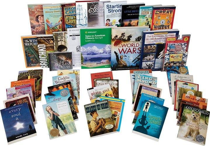 US History Homeschool Curriculum | Homeschool Curriculum Books