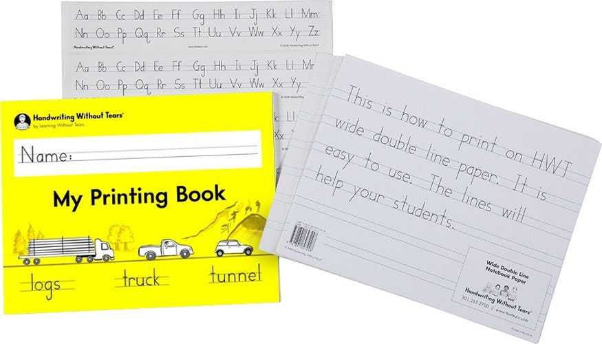 Handwriting Without Tears Related Keywords & Suggestions - Handwriting ...