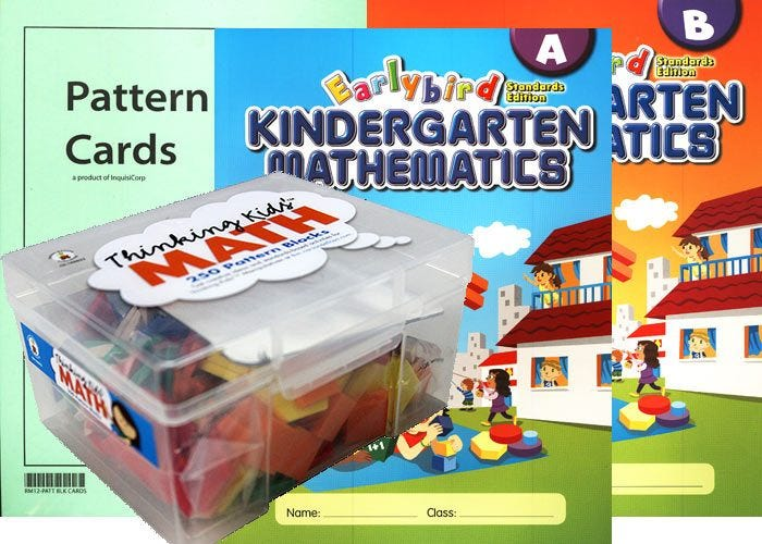 math worksheet : singapore k math program : Singapore Math Curriculum