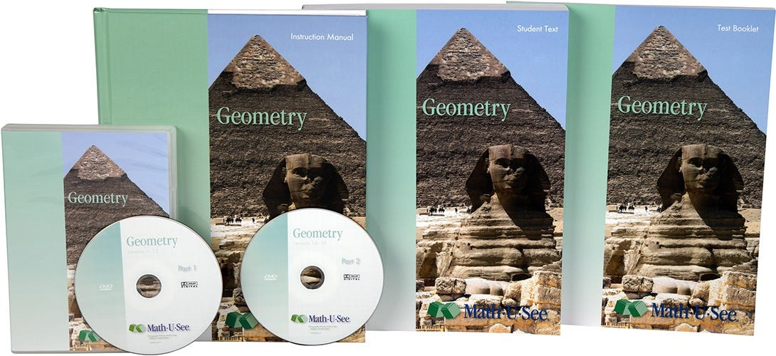 Math-U-See homeschool math programs from Sonlight