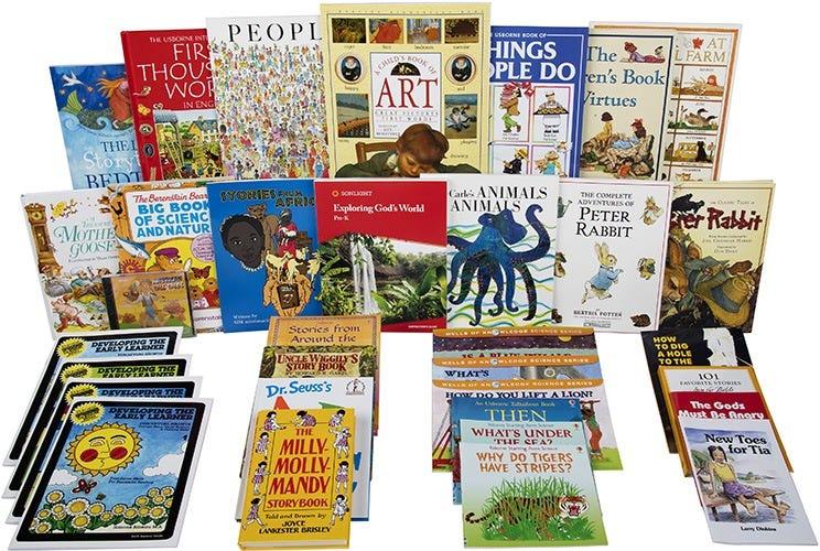 Printables Pre Kg Home School Free Curriculum pre kindergarten books k workbooks sonlight package pmsp