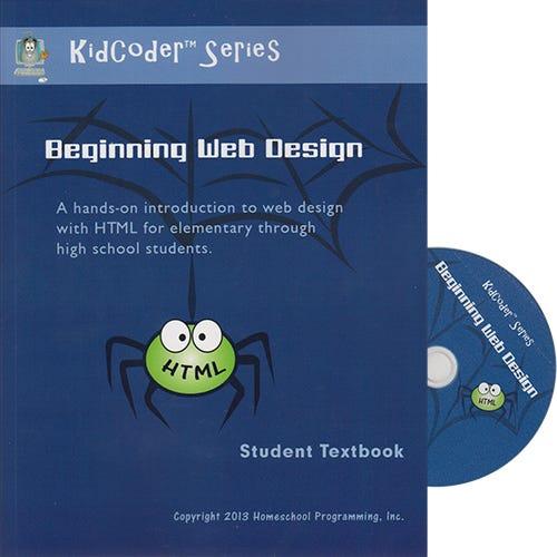 Kidcoder Beginning Web Design