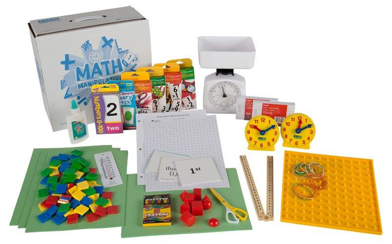 manipulatives for math math manipulative kits sonlight